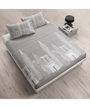 BED SHEET SET SKYLINE 250X280